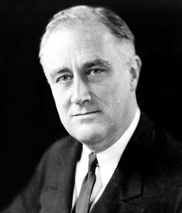 As Franklin Delano Roosevelt said, when a progressive group brought him an idea: