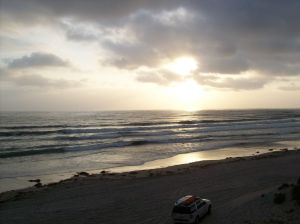 I took this photo in June, 2008. This is Pacific Beach, San Diego. I had just driven across the country from Kentucky to San Diego and was about to start internal medicine residency.